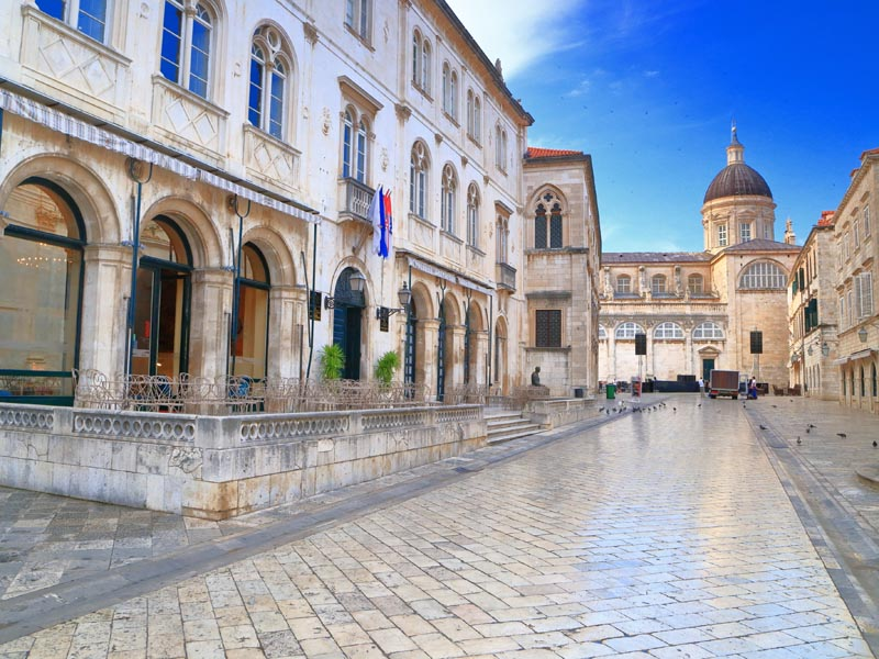 De Luxe Cruise From Dubrovnik