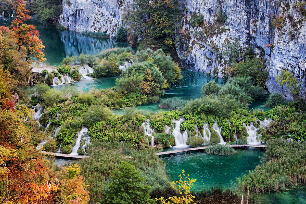 Hotels Plitvice Lakes Croatia