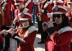 Dubrovnik Barss Band performs Christmas carols