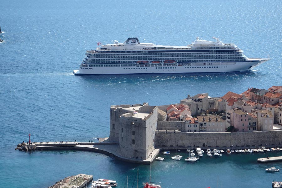 Viking Star Makes A Shakedown Cruise To Croatia - April cruises