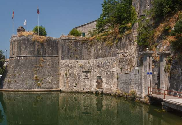 City Walls of Kotor, Montenegro