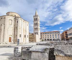 St. Donat church, Zadar