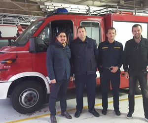 Adriatic DMC delivers its donation
