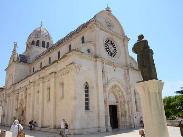 St. Jacob cathedral, Sibenik, Croatia